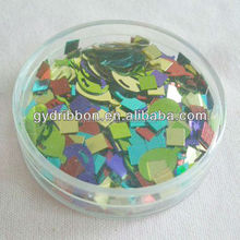 Colorful And Dazzling Hot Sales Paper Confetti Bulk/Wedding Paper Confetti