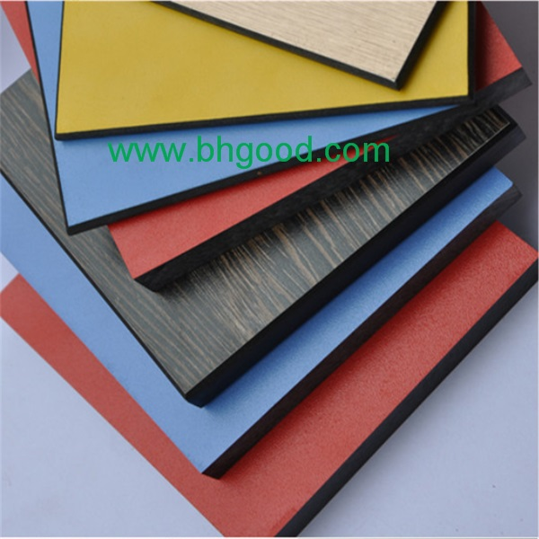 2018 new Best Sell high pressure compact laminate ; HPL sheet; hpl panel