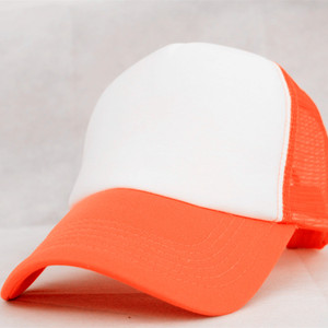 bded7f54631 Custom printing logo trucker mesh cap Cheap trucker mesh baseball cap  Baseball cap without logo
