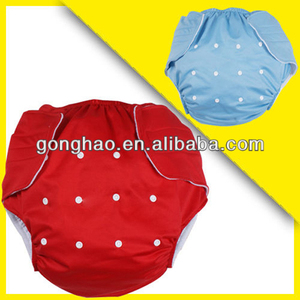 Washable Easy to Use Adult Diapers Manufacturers China Adult Cloth Diaper