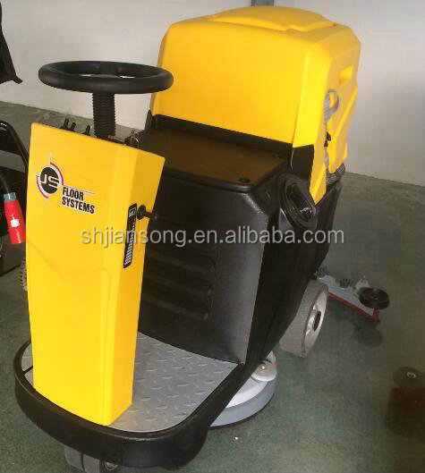 Industrial area, hospital, school, office,commerical market Industry Used floor scruuber cleaning machine