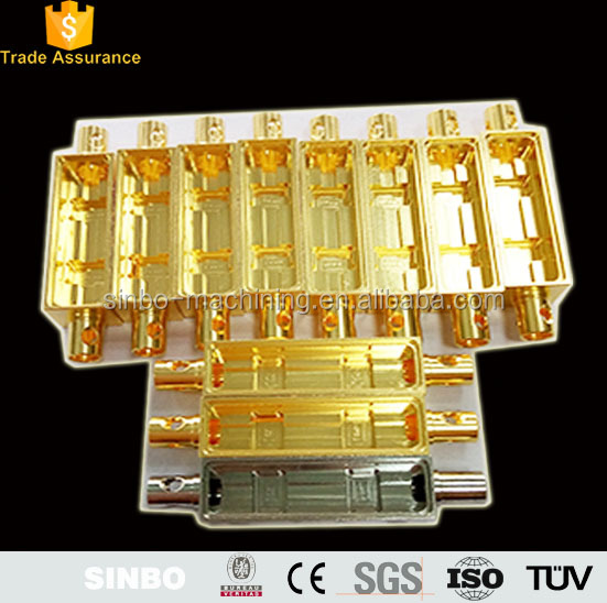 High quality telecommunication housing /aluminum profile electronic device housing/heat sink Housing/Enclosure/Case/shell