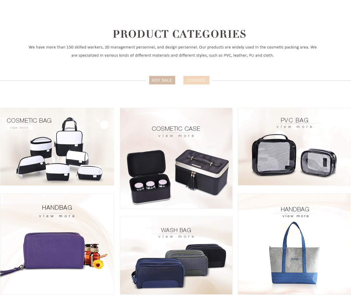 c7e4f714a63 Guangzhou Yumei Leather Co., Ltd. - Cosmetic Bags & Cases (Cosmetic ...