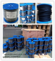 TUV/PSE one core 1x4mm2 dc Solar Cable for japan solar power station XLPE 1x4mm2 pv1f cable