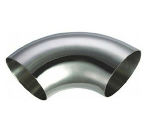 201,304 grade welded stainless steel pipe fitting elbows as accessories