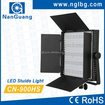 Nanguang Cn-900hs Led Studio Lighting Equipment,Led Panel Light ...