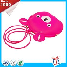 Fashion china manufacture silicone jelly bag for women
