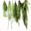 factory direct Artificial decorative hanging fern plant wholesale high quality artificial greenery hanging vine