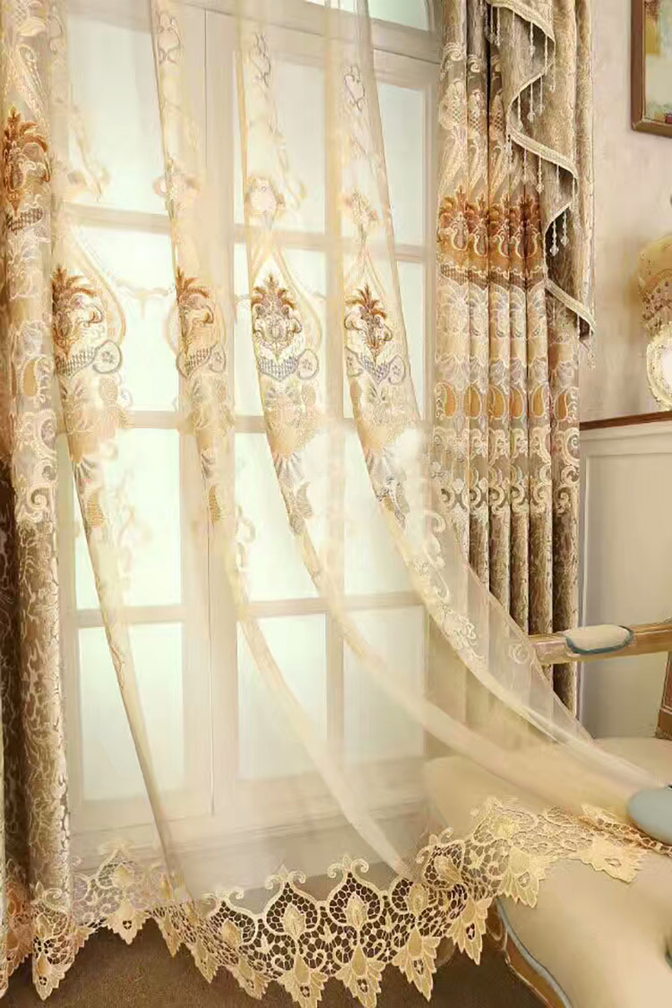 Living Room Luxury Latest Curtain Styles For Middle East Curtains