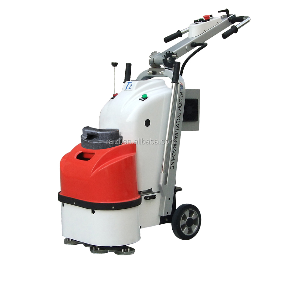 RZ500 T2 T3 500mm 3.7KW Concrete Terrazzo floor grinder polisher
