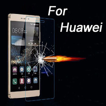9H HD Explosion-proof Tempered Glass Screen Protector for Huawei 4 5S Y560 Y600 Mate2 Mate8 MateS Honor X1 X2 5X Protective Film