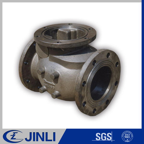 OEM Grey iron & ductile iron cast Factory price Pipe fitting