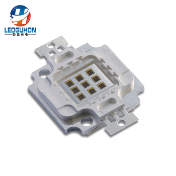 R1C copper frame make 940nm IR 10w cob led high power