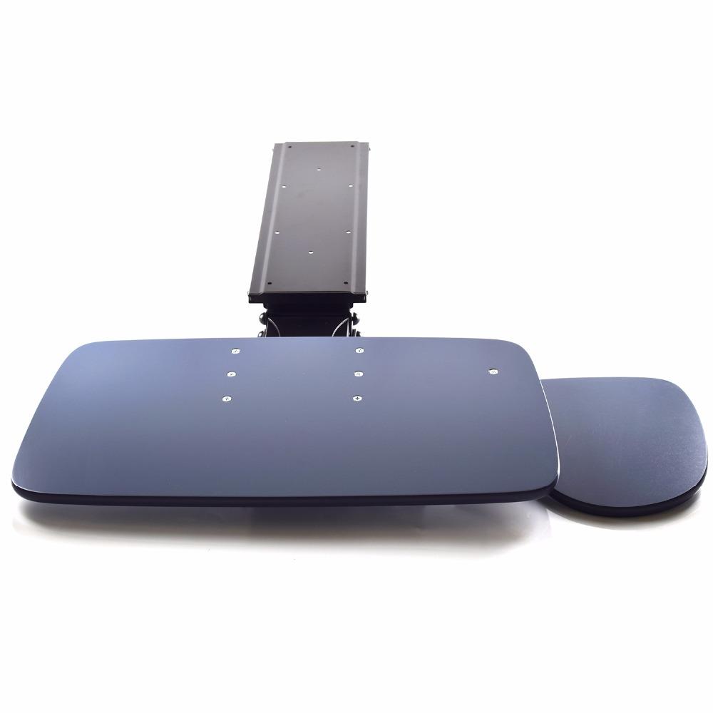 WorkRite UB-488-25 Corner Keyboard Platform Keyboard Drawers ...