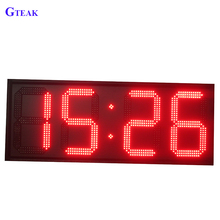 4 digit 7 segment large digital counter led display