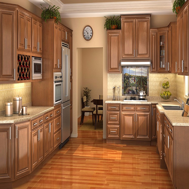 American Standard Hickory Kitchen Cabinet Edge Protectors ...