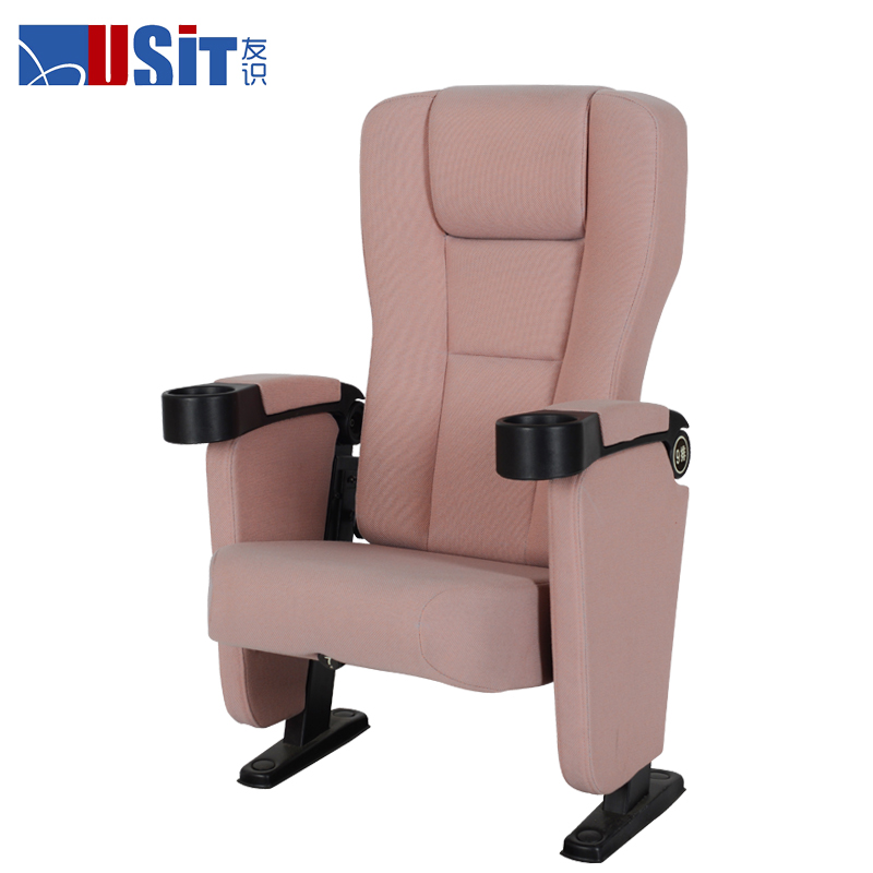 Usit UA-637B New design push back cinema chair for commercial cinema