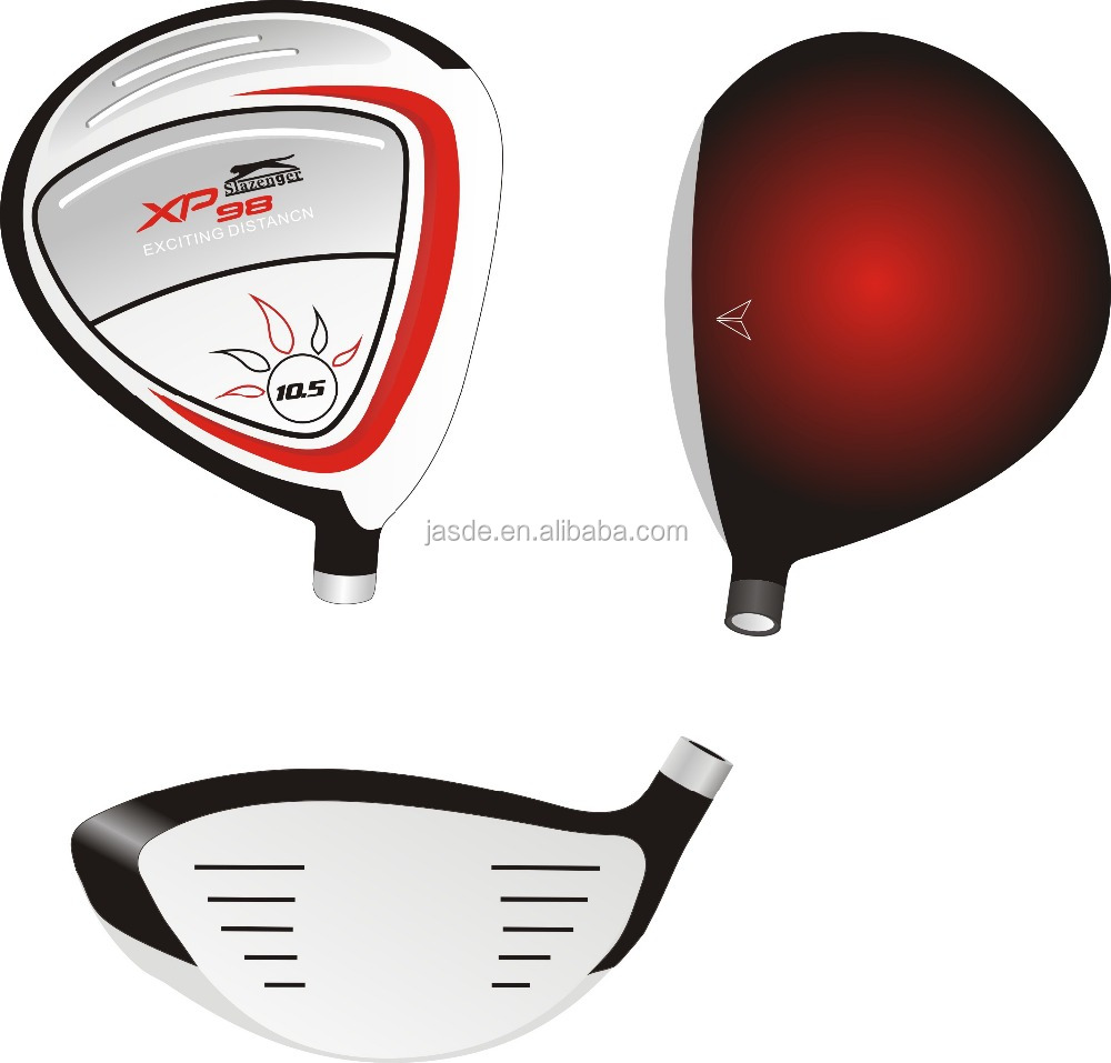 2016 New Design Golf Club Driver Heads