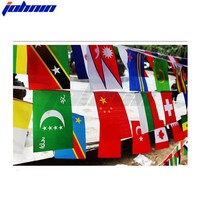 Cheap Hanging Bunting String all kinds of Flag felt Pennant
