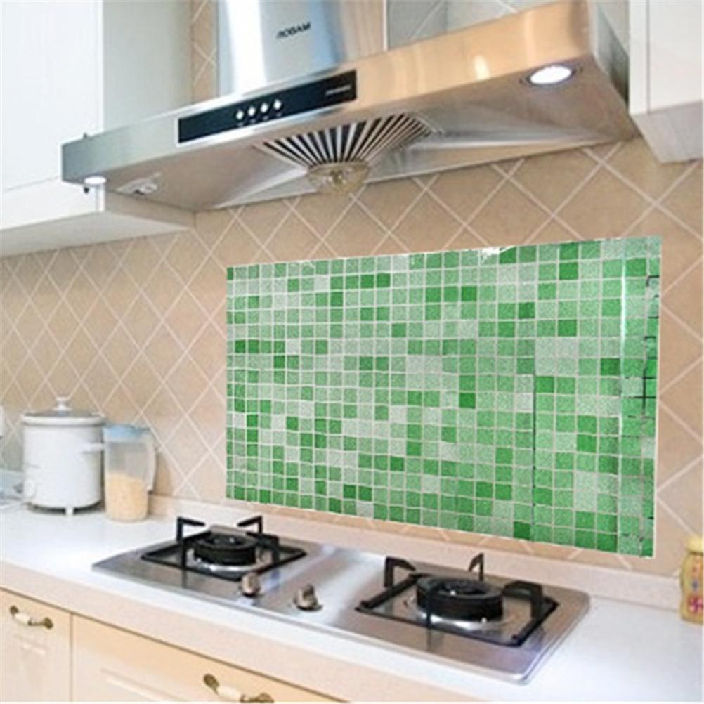 Adesivi per piastrelle cucina acquista a poco prezzo for Stickers per mattonelle bagno