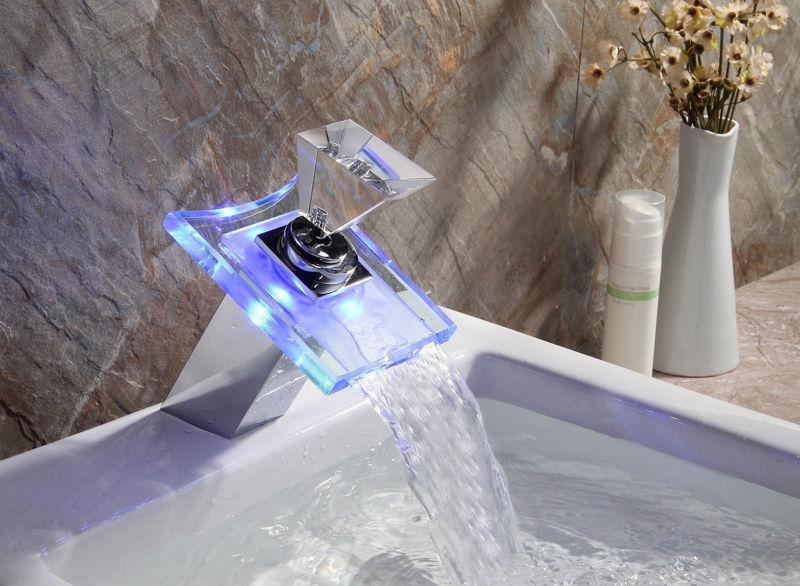 LD8006 007B Competitive Color Waterfall exquisite faucets Résultat Supérieur 14 Meilleur De Robinet Cascade Pas Cher Stock 2018 Hgd6