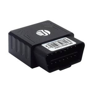 OBD2 car tracking device smart obd gps tracker tk306 with sim card for vehicle