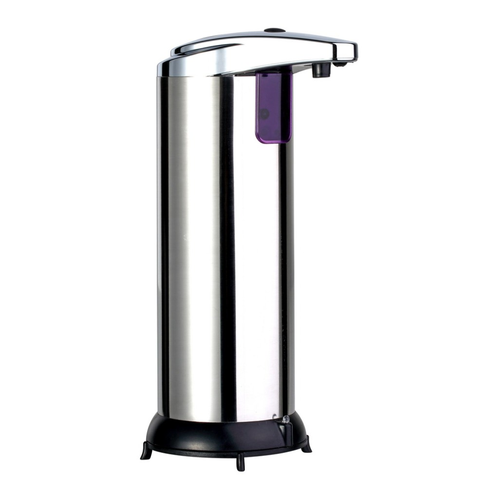 Wall Mounted Automatic Soap Dispenser, Wall Mounted Automatic Soap Dispenser  Suppliers And Manufacturers At Alibaba.com