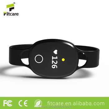 Outdoor Exercise Pedometer Heart Rate Monitor Wristband Wearable Bracelet Activity Fitness With For Sport Healthcare