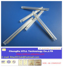 new style heat shrinkable tube/sleeve with 304 or 201 stainless steel for fiber optic fusion splice