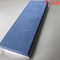High Quality Two-sided White/Blue Aluminium Oxide Sharpening stone