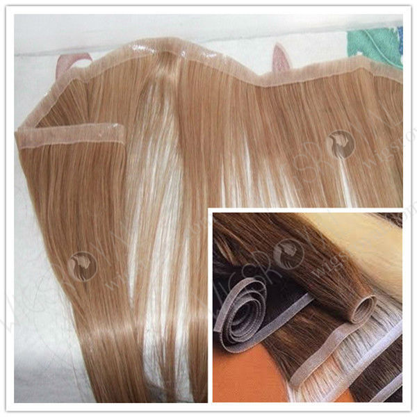 Buy Cheap China Blonde Hair Extensions Russian Wefts Products Find