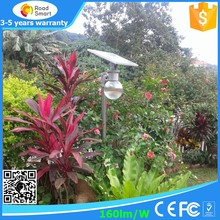 8W 12W Green Power Solar LED Outdoor LED Garden Street Ball Light with Motion Sensor CE ROHS FCC CQC IP65