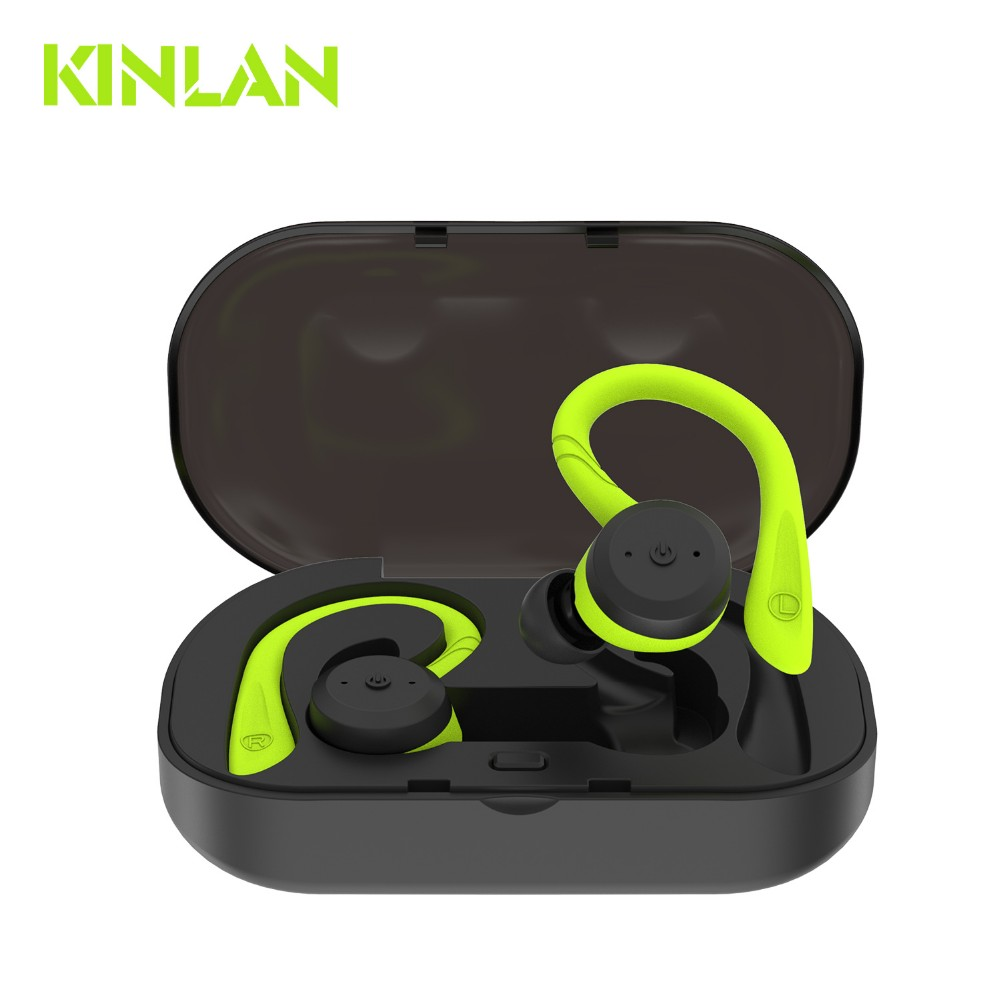 2018 Newest Air Pod Sport TWS Earbuds REAL IPX7 Waterproof