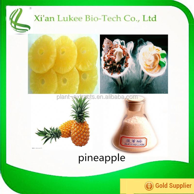 Factory Supply Fresh Pineapple Extract / Pineapple Fruit Powder/flavoured instant powder drink