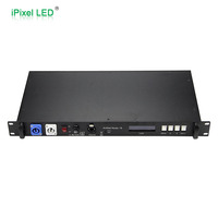 LED Controller LED Edit software ethernet LED dmx ARTNET controller