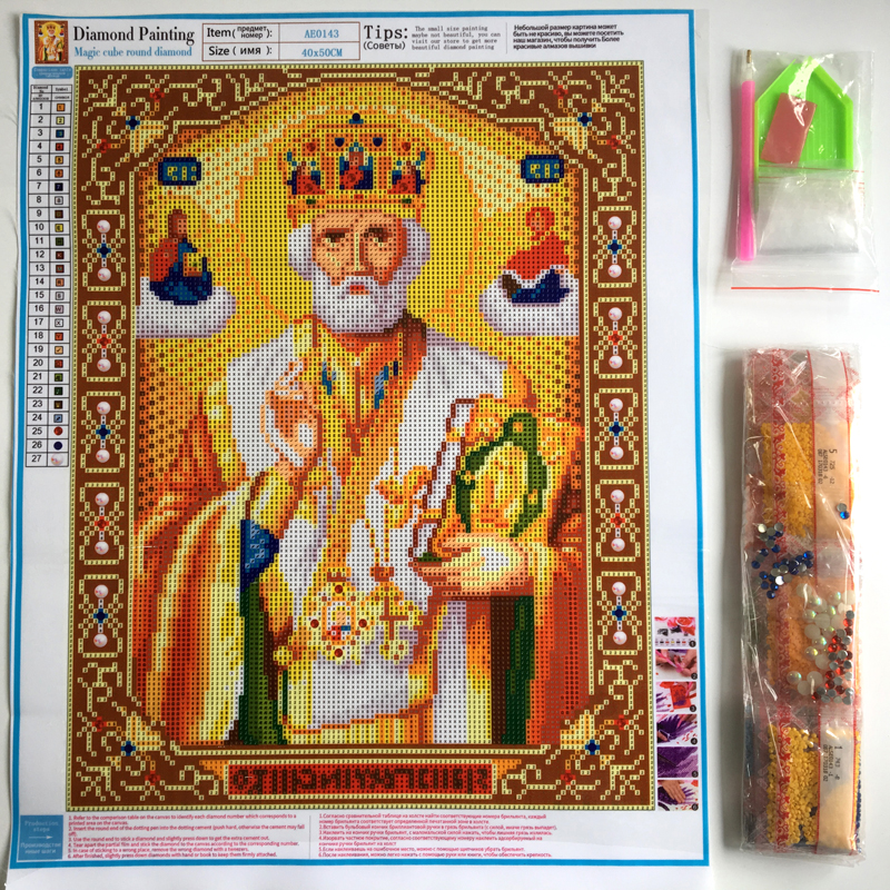 Best selling religious icon full diamond painting
