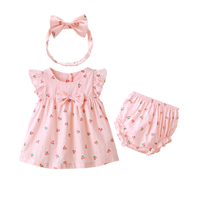 2019 bulk wholesale designer summer kid girl dress children clothing with good quality and service
