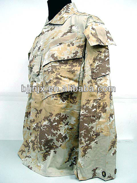 New style combat camouflage digital military army uniform