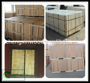 Prefinished plywood e1/shouguang ply wood/vietnam packing plywood