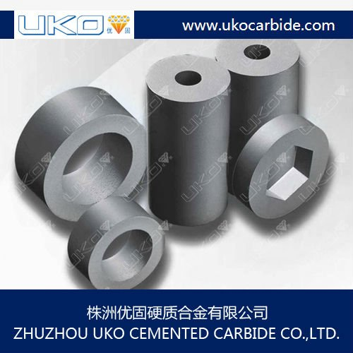 Tungsten carbide wire forming tools