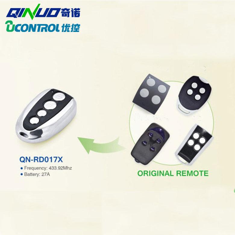 Bixlp2 Bixlg4 Compatible Remote Control 433.92mhz. Ditec Gol4 Bixls2
