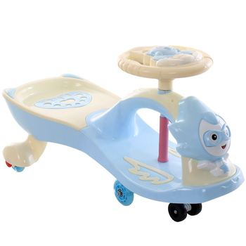 Children Outdoor Driving Twist Car Magic Plasma Kids Swing Car for Sale