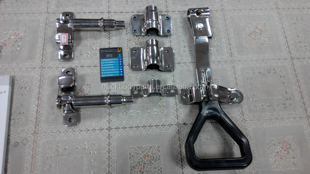 Freezer Door Lock Gear,Door Lock Kit,Stainless Steel Truck ...