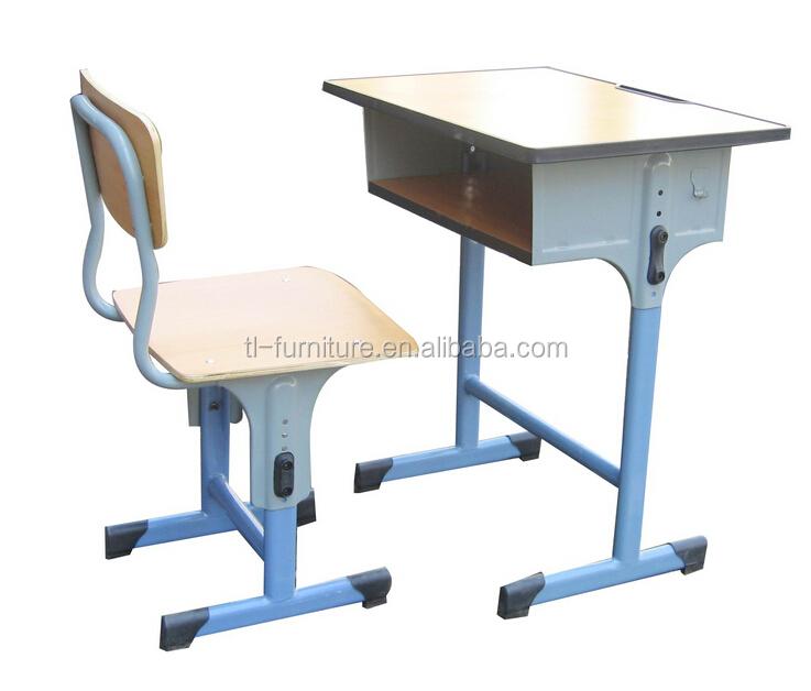 Ajustable y dise o atractivo nico mobiliario escolar for Mobiliario para estudiantes