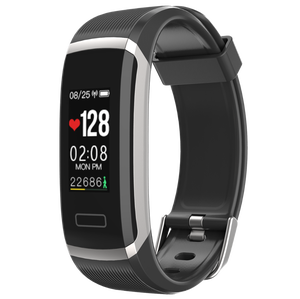 GT101 Smart Wristband Colorful Touch Screen Heart Rate Watch Monitoring Fitness Tracker Top Smart Bracelet with SDK APK 2018