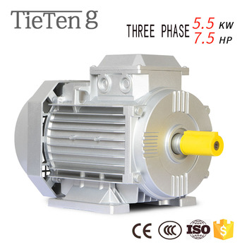 High Quality Three Phase 3 Hp Electric Boat Motor Engine Electric