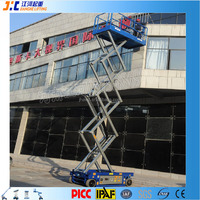 2016 New Style Long Service Life Self-Propelled Electric Hydraulic Scissor Lift Table
