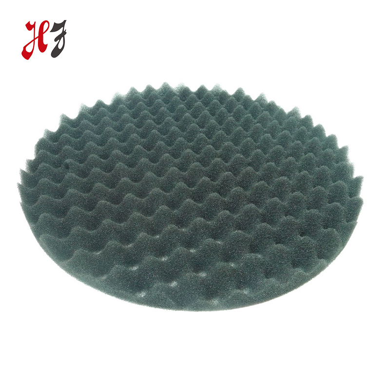 Hengjun fabriek Aangepaste Water Aquarium 10-60PPI Reticulated Polyurethaan Filter Schuim/Spons