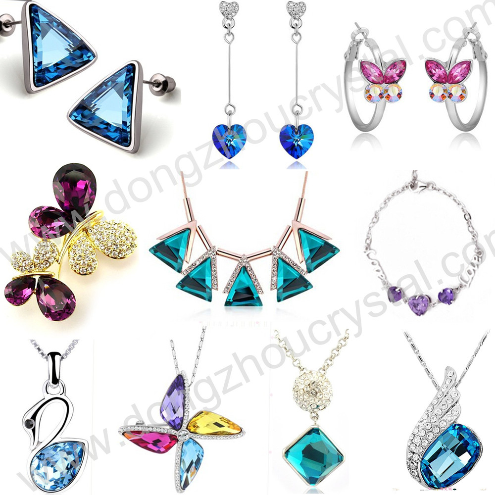 New product jewelry beads drop crystal loose fancy stone