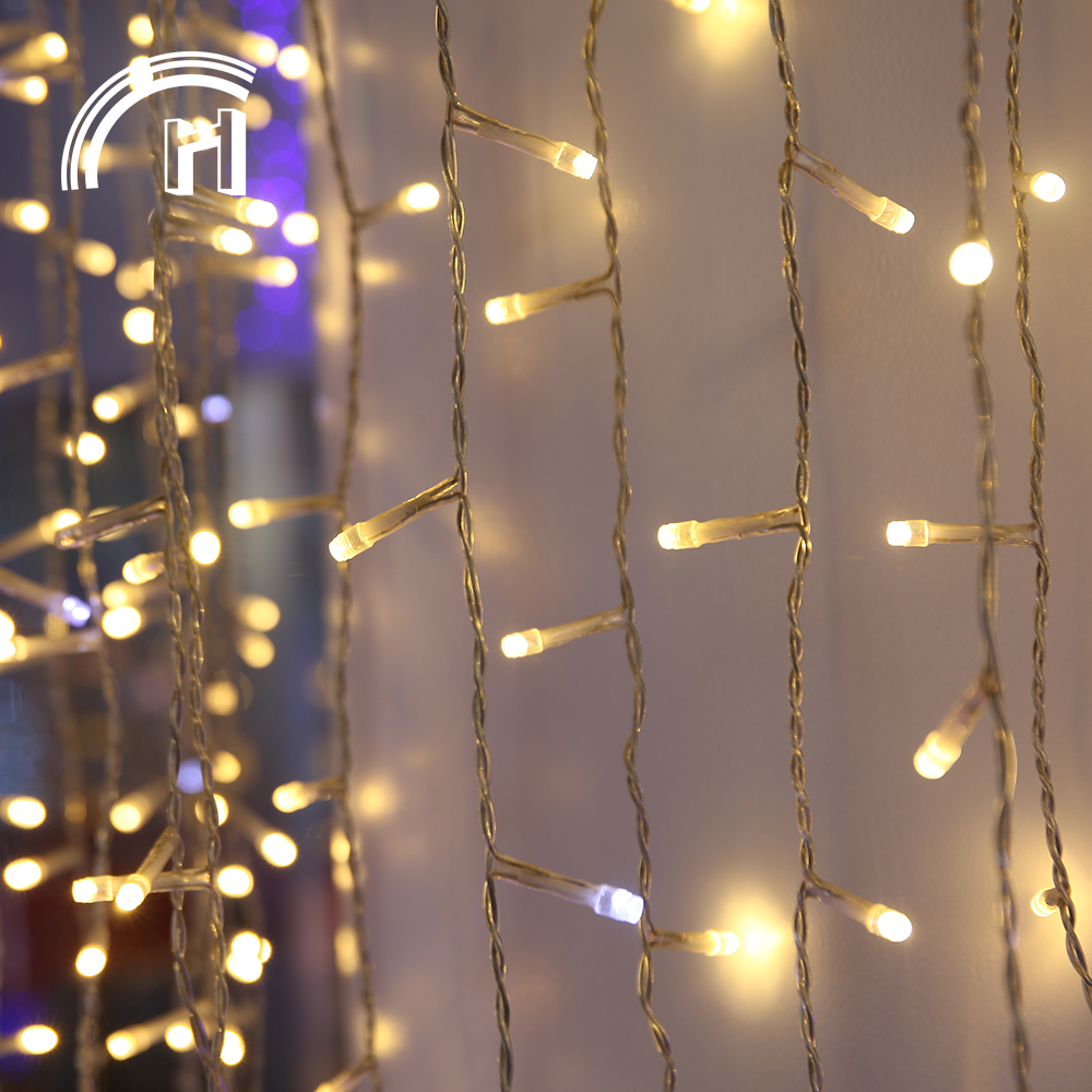 Diwali building decoration decorative led party light